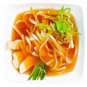 Суп-лапша Удон с куриной грудкой
