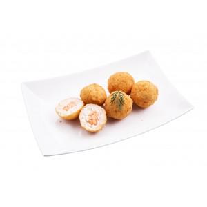 Рисовые шарики с угрём