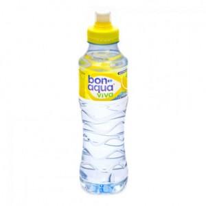 Бонаква вива (лимон) без газа 0,5л.