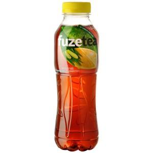 """Чай черный """"FUZE TEA"""" 0,5л."""